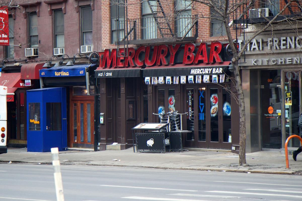 Mercury Bar Nyc Hells Kitchen