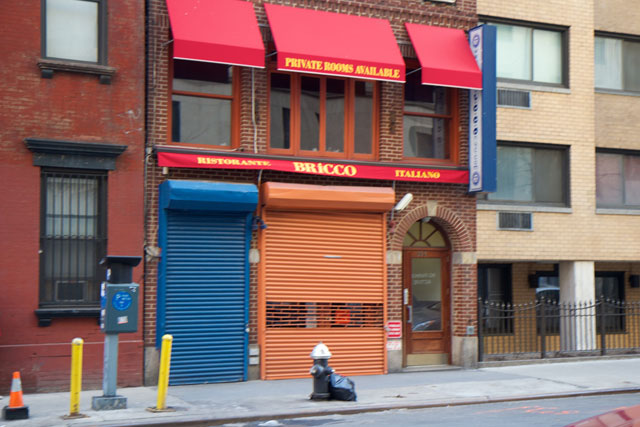 Framing Store Hell S Kitchen